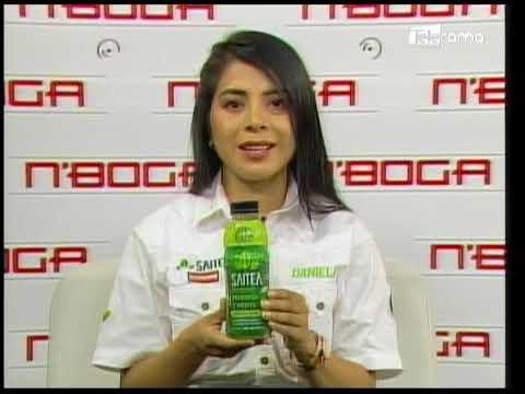 Marca lojana Moringa Life presenta Saitea bebida hidratante