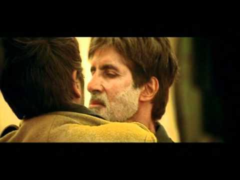 Hindi Film - Deewaar - Action Scene - Amitabh Bachchan - Sanjay Dutt - Sohail Pays For His Deeds