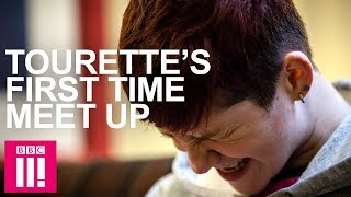 When 5 People With Tourette's Meet For The First Time | MisFITS Like Us