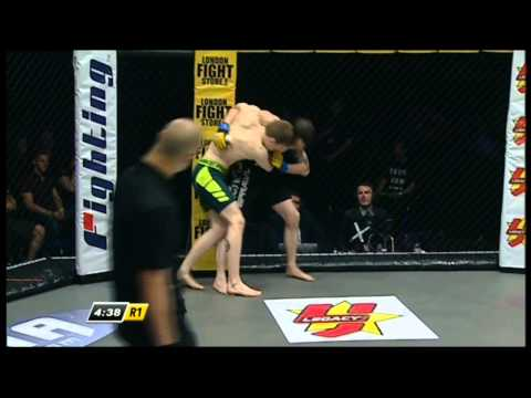 Cage Warriors 68 prelim: Adam Ventre vs. Ant Phillips