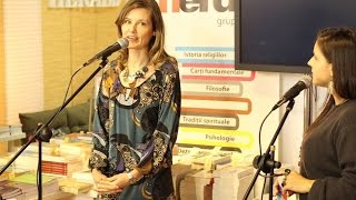 Gaudeamus 2014 - Atelier de educatie parentala cu Iulia Feordeanu, presedinta Asociatiei Sol Mentis