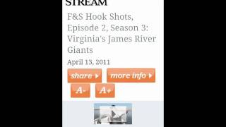 Field & Stream Online YouTube video