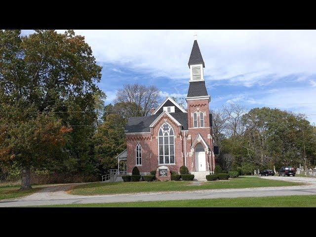 Springhill  Presbyterian  Church,  Clarksburg,  Indiana
