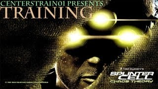 Splinter Cell - Chaos Theory - Stealth Walkthrough - Training