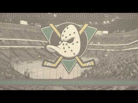Mighty Ducks Of Anaheim Old Goal Horn (2003)