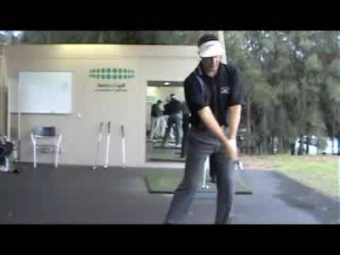Watch Stuart Appleby's Training Session with Steve Bann