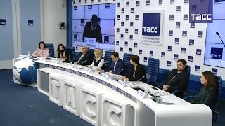 """Пресс-конференция, посвященная проекту """"Золотая Маска в кино"""""""