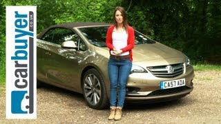 Vauxhall Cascada convertible 2013 review - CarBuyer