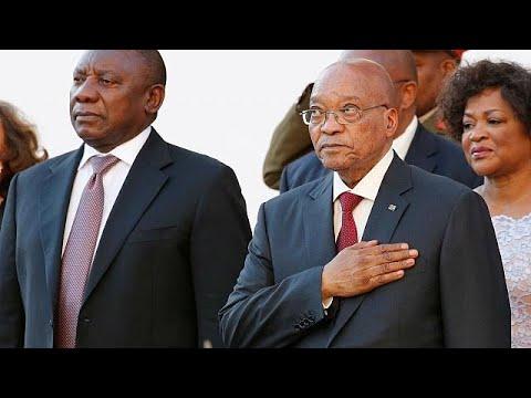 Το Αφρικανικό Εθνικό Κονγκρέσο ζητεί την παραίτηση Ζούμα