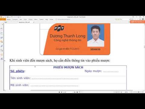 COM2012   HƯỚNG DẪN THIẾT KẾ CSDL   TRẦN DUY PHONG
