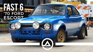 1970 Ford Escort RS1600   Fast and Furious 6