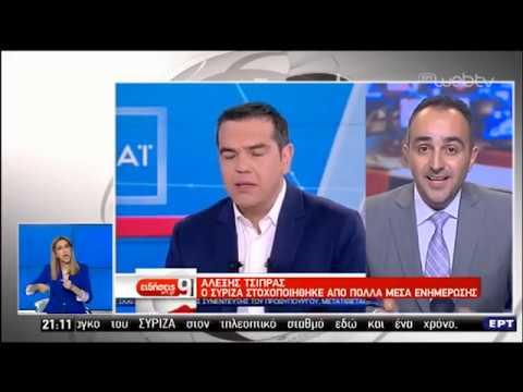 Αλ. Τσίπρας: Περασμένα όχι όμως ξεχασμένα | 02/07/2019 | ΕΡΤ