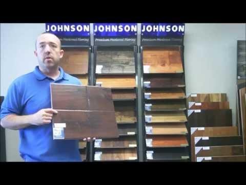 Johnson English Pub hardwood floors Review by The Floor Barn flooring store in Burleson Texas
