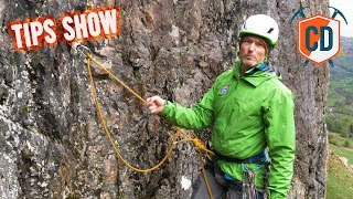 How To Build And Equalise A Trad Climbing Anchor | Climbing Daily Ep.1174 by EpicTV Climbing Daily
