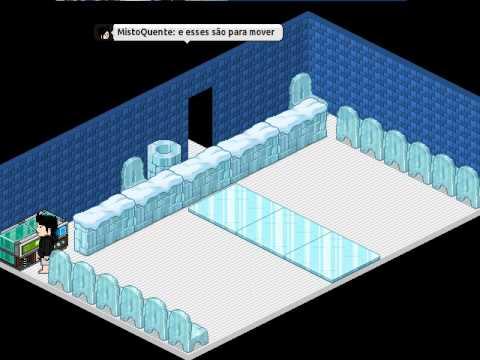 Como fazer um não pise no gelo - Automático