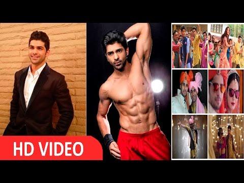 Taaha Shah | Baar Baar Dekho | Behind The Scenes