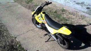 9. 2003 Suzuki jr50 for $450
