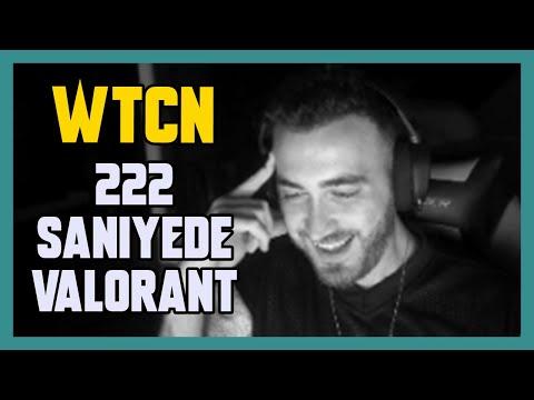 wtcN | 222 Saniyede Valorant İzliyor