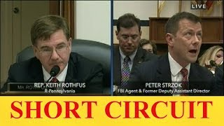 Video Strzok Blows a Fuse When Asked About Obama And Hillary - Shocking MP3, 3GP, MP4, WEBM, AVI, FLV Oktober 2018