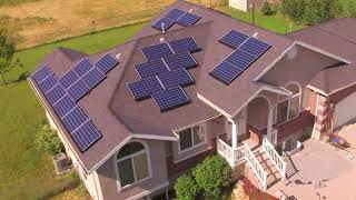 Video Solar Panels on Our House - One Year In MP3, 3GP, MP4, WEBM, AVI, FLV Juni 2019