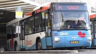 Meer bussen per uur van Drachten naar Leeuwarden