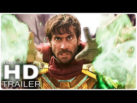 ALLE SUPERHELDEN FILME 2019 Trailer (German Deutsch)