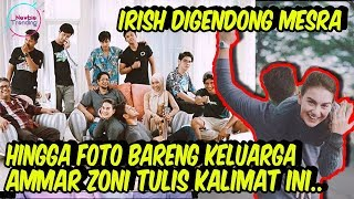 Download Video I AM THE WINNER !! Foto Mesra dengan Ammar Zoni dan Keluarga Besar, Irish Bella Pamer Cincin Lamaran MP3 3GP MP4