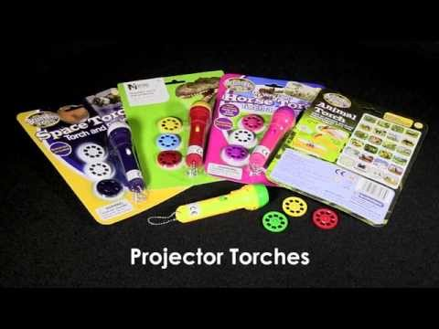 Youtube Video for Animal Torch and Projector