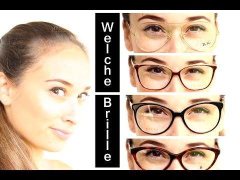 Welche Brille soll ich holen?