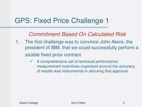 Software Doctrine for Fixed Price YouTube