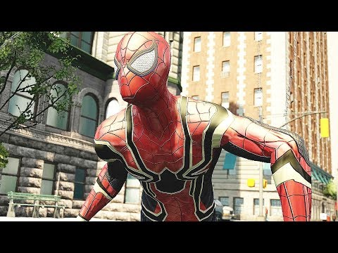 Video Spider-Man Infinity War Combat & Free Roam Gameplay - The Amazing Spider-Man 2 download in MP3, 3GP, MP4, WEBM, AVI, FLV January 2017