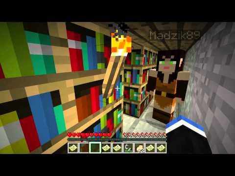 Minecraft Adventure - Father's Ransom - Z MagdalenaMariaMonika PT 1