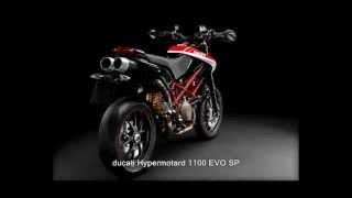 4. 2012 Ducati Hypermotard 1100 EVO SP