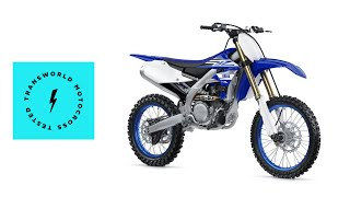 2. Technical Briefing Of The 2019 Yamaha YZ450F