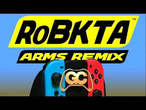 ARMS! Remix ► RobKTA ▸ Grannd Prix Samba Remix ▸ GameChops Spotlight