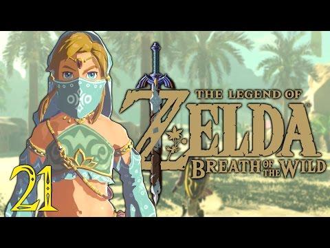 ZELDA BREATH OF THE WILD SWITCH #21 FR | UNE BELLE HYLIENNE