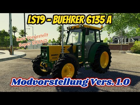 Buhrer 6135 A v1.1.0.0