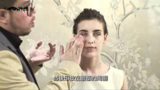 Free TV_卡尼夫化妝教室(2) - 妝前眼部皮膚護理秘訣