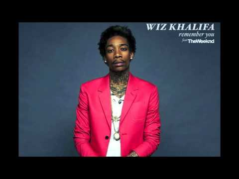 Wiz Khalifa - Remember You feat. The Weeknd