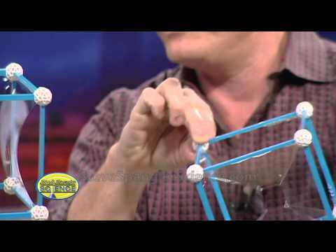 Quadratische Blasen - Ein cooles Experiment