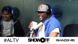 Pure and Raekwon Showoff Radio Freestyle w/ Statik Selektah Shade 45 Ep. 05/25/17