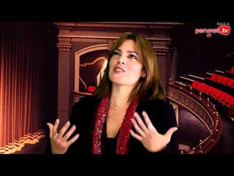elvira castro - POR AMOR AL ARTE con Karla Poggi 065. Elvira Castro, el poema. En http://perunet.tv/