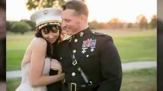 Iola (KS) United States  City pictures : Jenn + Dale's small town farm wedding, Iola, Kansas USMC