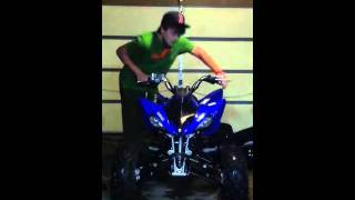 5. 2011 Yamaha Raptor 250 review