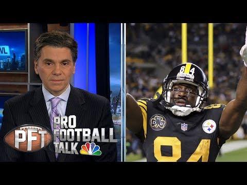 Video: Peter King's take on Antonio Brown situation | Pro Football Talk | NBC Sports