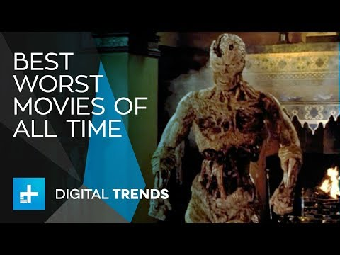 Best Worst Movies of All Time