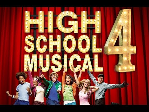 """""""High School Musical 4: ONCE A WILDCAT"""" - Official Movie Trailer 