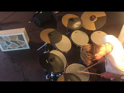 Capital Kings Ft.Hollyn - All Good - Drum cover