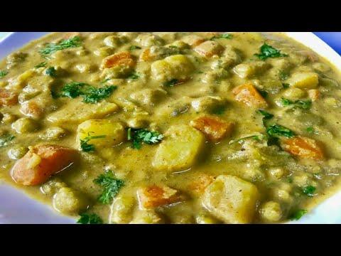 Veg kurma-vegetable kuruma-mixed vegetable curry