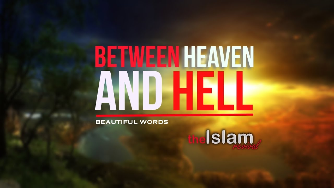 Between Heaven and Hell┇ [Beautiful Words]
